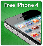 Free Iphone 4 or iPhone 4s